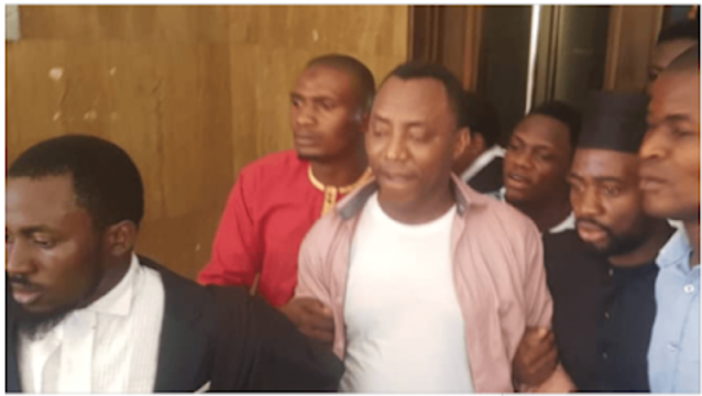 Why we arrested Sowore – Police