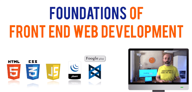 Foundations of Front End Development