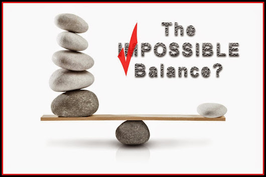 The Impossible/Possible Balance