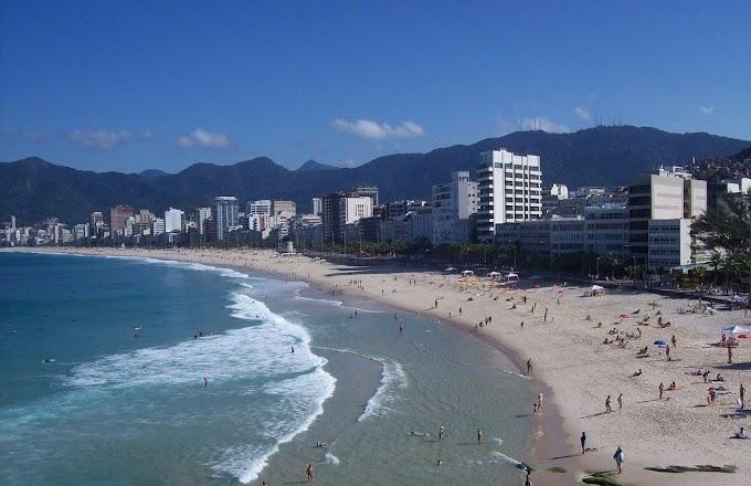 Vídeo viraliza na internet após confusão no Leblon - Rio de Janeiro