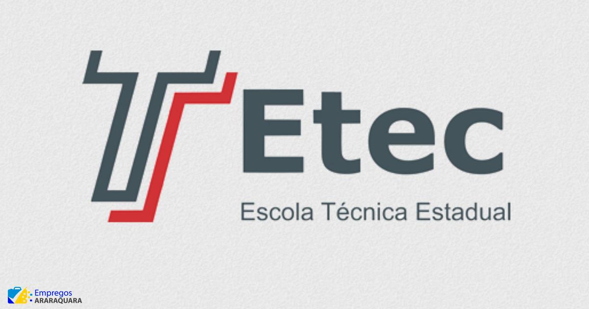 Etecs (SP) prorrogam as inscrições do Vestibulinho 2020/1