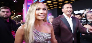 Jennifer Lopez and Alex Rodriguez's wedding