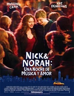 Nick y Norah – Una noche de música y amor (2008) | DVDRip Latino HD Mega 1 Link