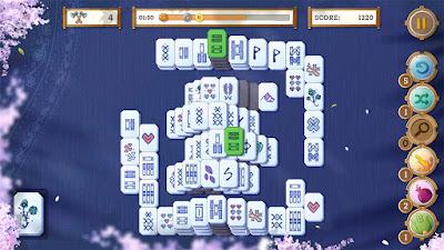 Mahjong Adventure Game Screenshot 1