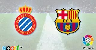 Барселона - Эспаньол смотреть онлайн бесплатно 04 января 2020 прямая трансляция в 23:00 МСК.