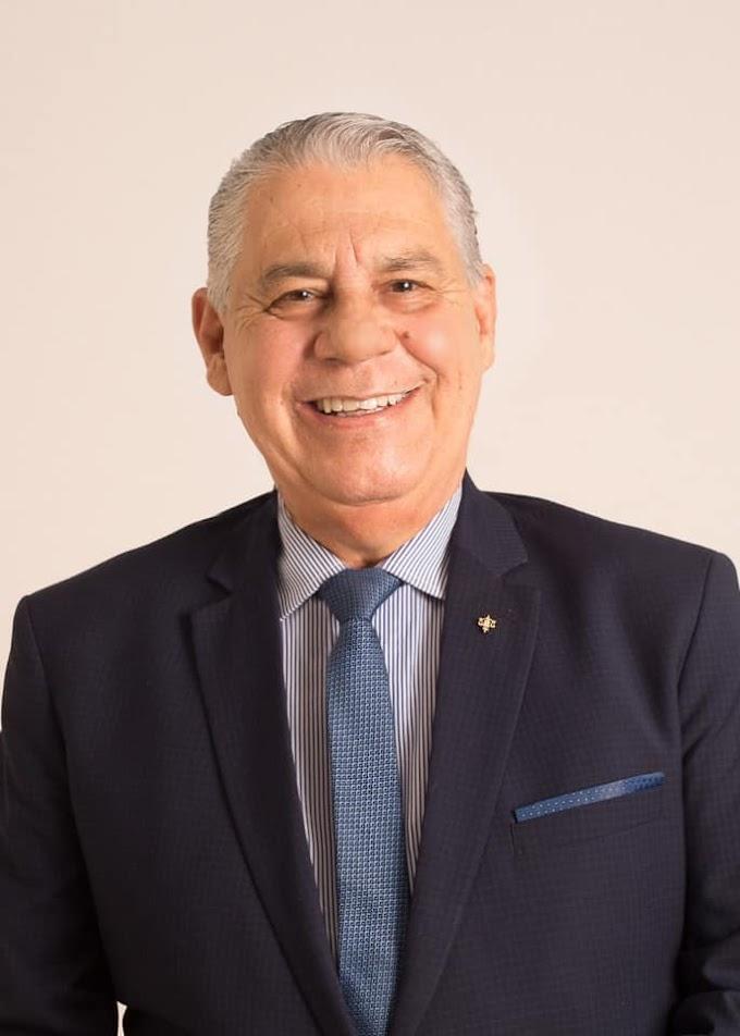 Sérgio Roberto Vieira anuncia que não será candidato a reeleição
