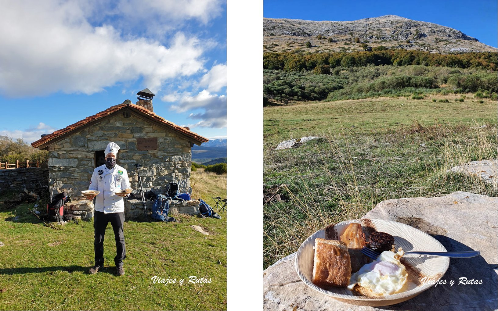 Cocina de Altura, Montaña palentina