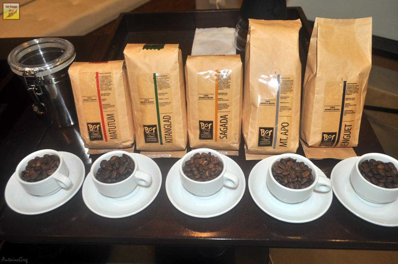 Bos Coffee Flavor
