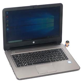 Laptop HP 340 G3 Core i3 Gen6 Second