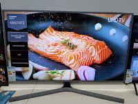 Samsung 43RU7472 image quality