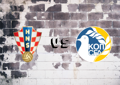 Croacia vs Chipre  Resumen