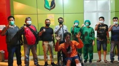 """Akhirnya Perampok Sadis """"Tikam Korbanya"""" di Lampu Merah Gaperta Berhasil Ditangkap Polisi"""