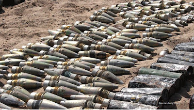 Chemical Weapons: FG Warns Producers, Marketers