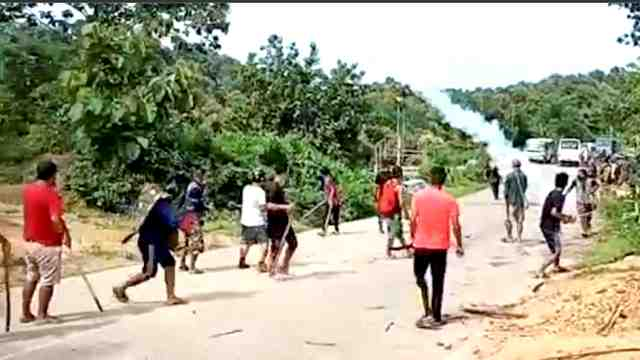 state human rights commission fresh issue notice: Assam-Mizoram Border Dispute