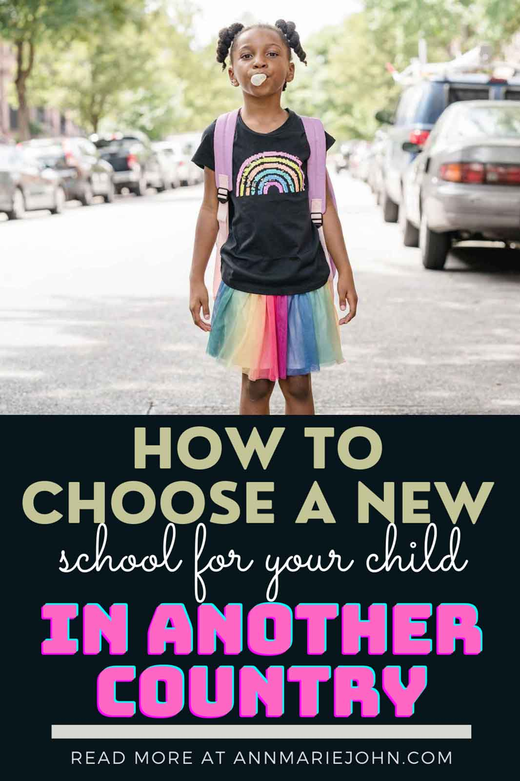 How To Choose A New School For Kids In Another Country
