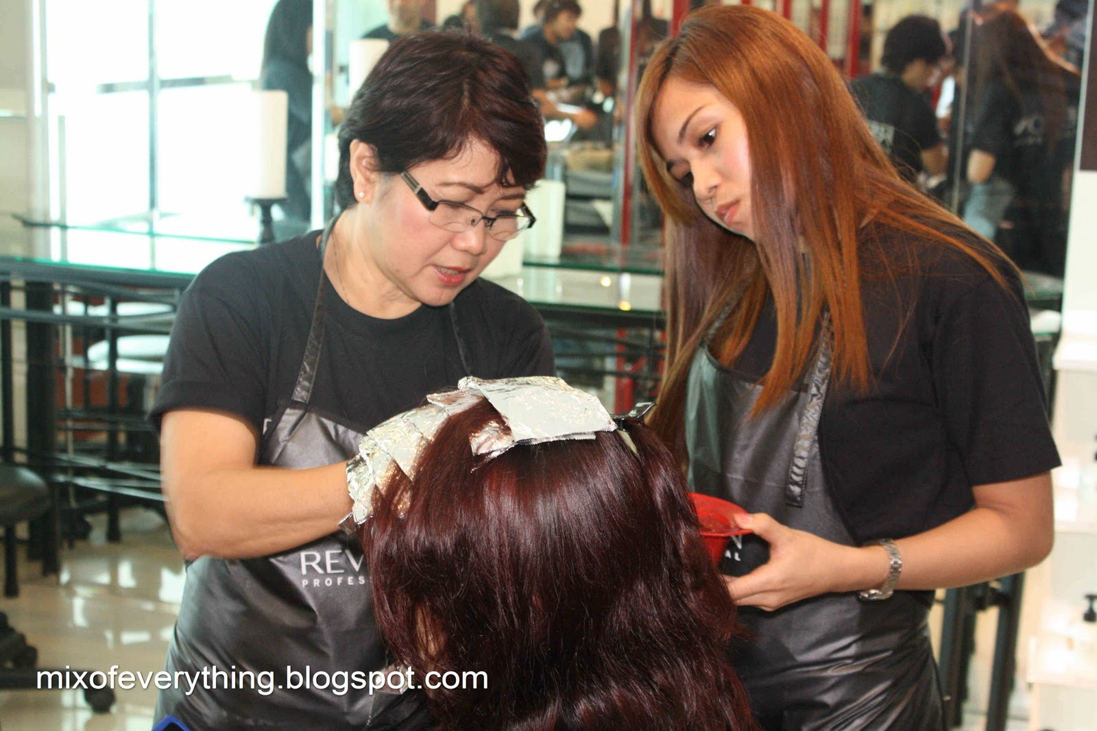 REVLON PROFESSIONAL WEEKEND MAKEOVER - Hello! Welcome to my