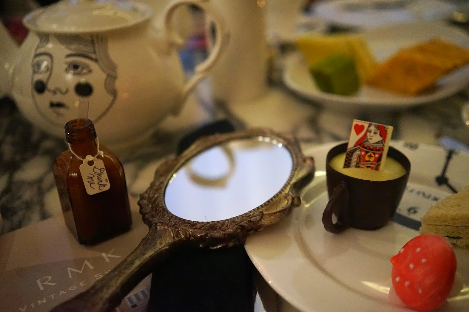 the sanderson mad hatters tea party