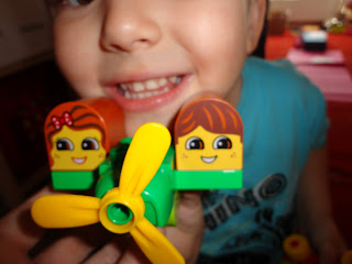Creative Play with Lego Duplo