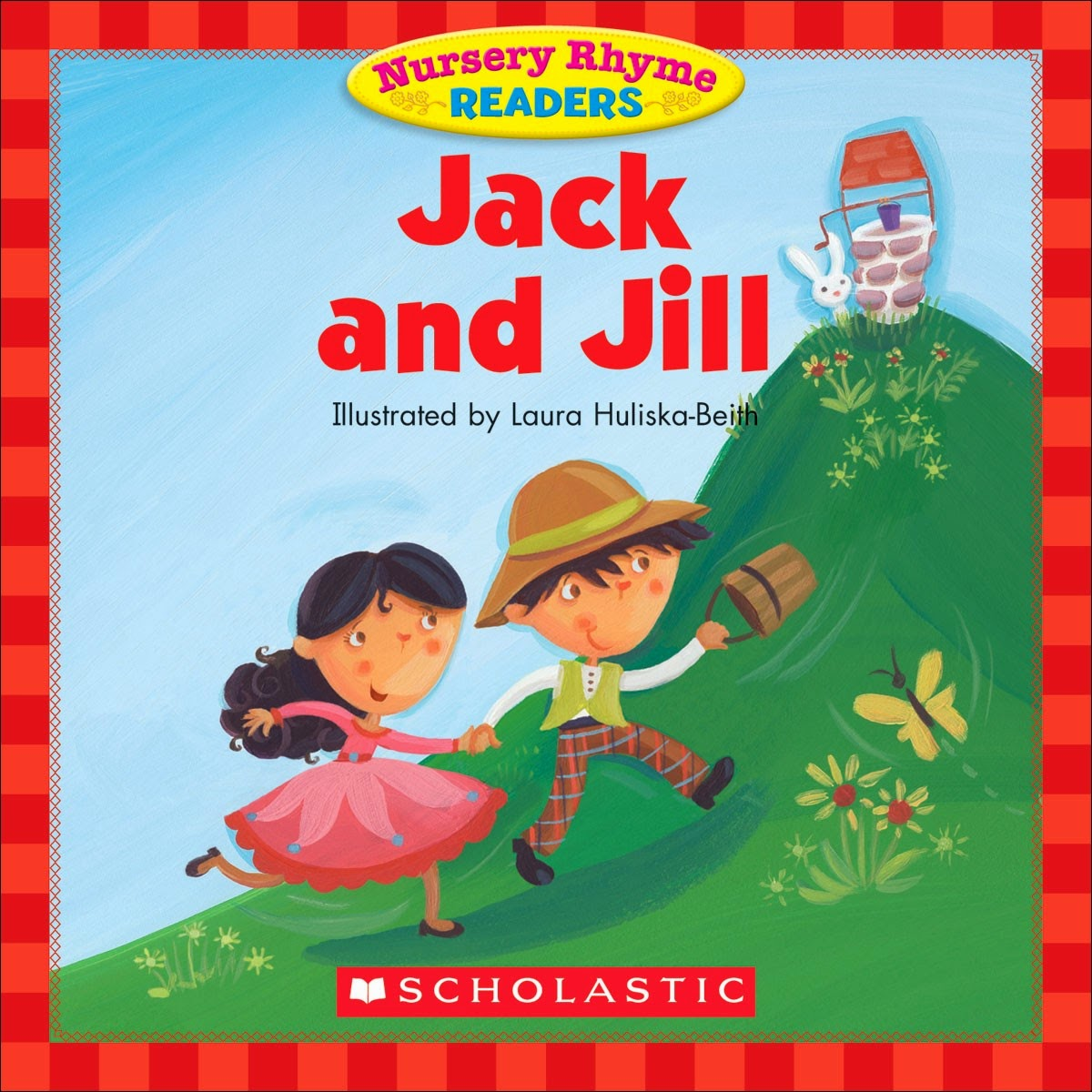 Jack And Jill Went Up The Hill Nursery Rhymes For Kids Children