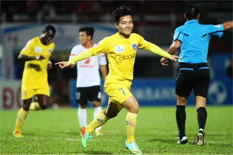 Thanh Trung cảm thấy yêu đội bóng xứ Quảng rất nhiều