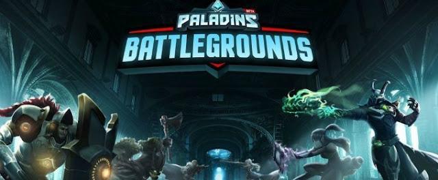 Sem ideias, Batllegrounds de Paladins parece um enorme cópia.