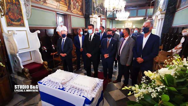 Αρχιερατικό μνημόσυνο στο Ναύπλιο για τον Πρώτο Κυβερνήτης της Ελλάδος Ι. Καποδίστρια (βίντεο)