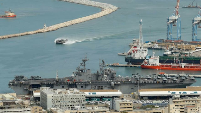 EEUU advierte a Israel contra su profundización de nexos con China