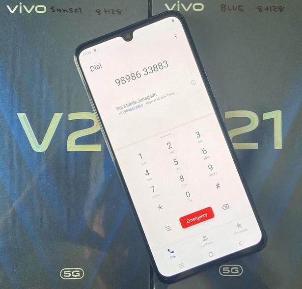 Cara Hapus Demo Live Vivo V21 5G V2050 via Remote Online