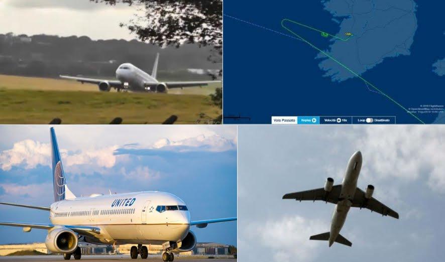 Paura a bordo del volo aereo 971 Roma-Chicago per allarme bomba