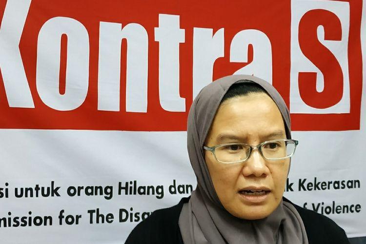 Kritik Pernyataan Bamsoet Soal KKB Papua, KontraS: Tidak Cerminkan Etik Menjunjung HAM!