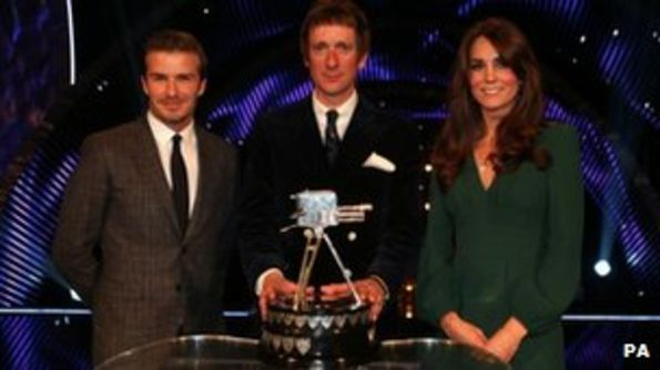 Kate Middleton attended the BBC's Sports Personality of the Year at the ExCeL centre in London