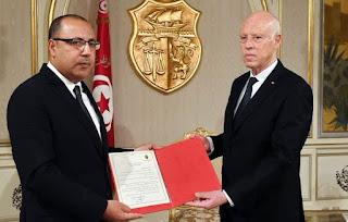 تونس، البرلمان، حكومة قيس سعيد، هشام المشيشي، عبد اللطيف دربالة، حربوشة نيوز