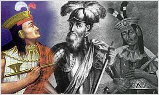 Huáscar y Atahualpa: