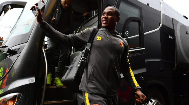Ighalo moves to china