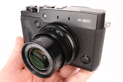 Fujifilm X30 Mirrorless Digital Camera Firmware Full Driversをダウンロード
