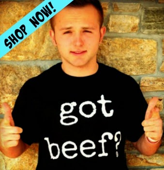 got beef ?  ® clothing housewares and more store