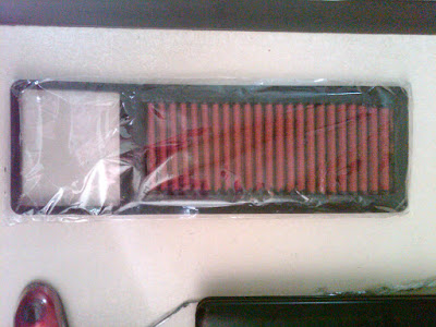 Jual Filter Udara Racing Apex Honda FIT