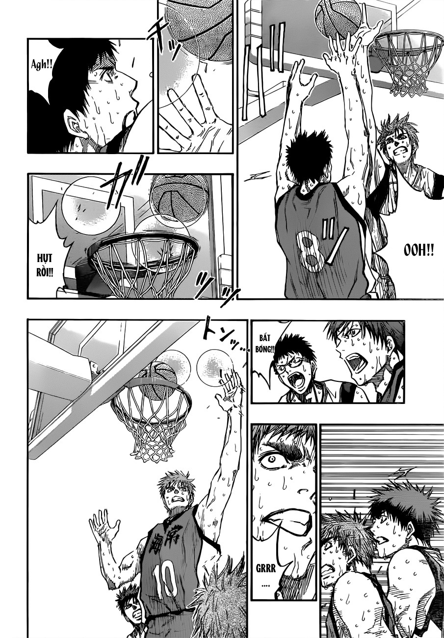Kuroko No Basket chap 193 trang 18
