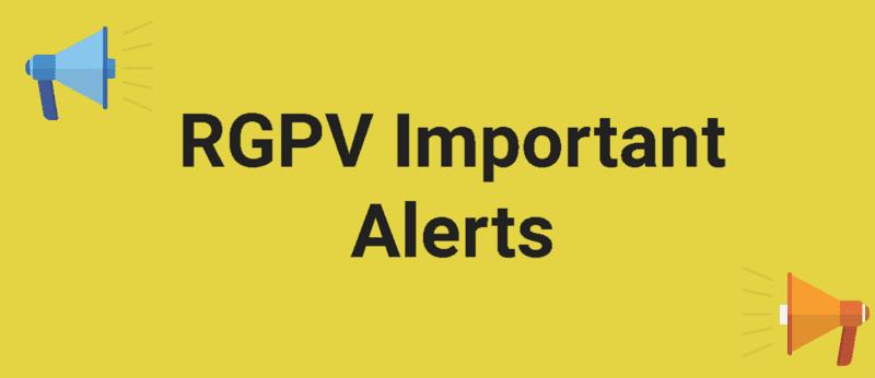 RGPV Alerts Project - Aaditya Jain Blog - Aditya Jain - AadityaJain-Dev