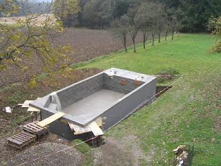 Ventajas de las piscinas de hormigón