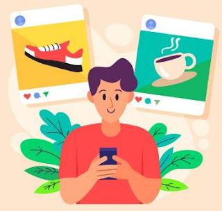 promosi dan jualan online di media sosial