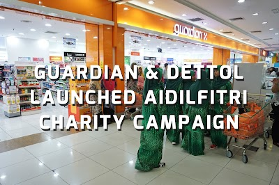 Guardian Malaysia to Help Two Homes Celebrate Aidilfitri
