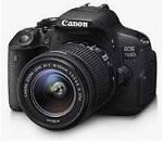 review Canon EOS 700D