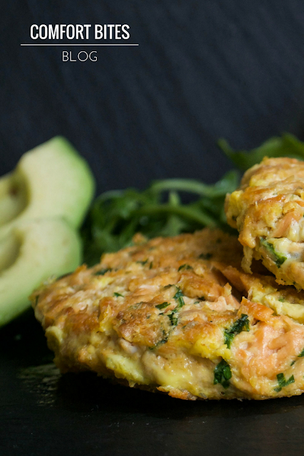 Easy Paleo Salmon Fishcakes