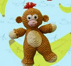 http://www.ravelry.com/patterns/library/amigurumi-crochet-pattern-little-ape