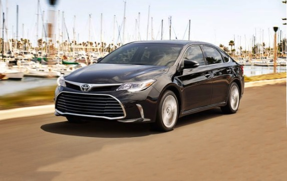 Toyota Avalon 2017 Concept And Design