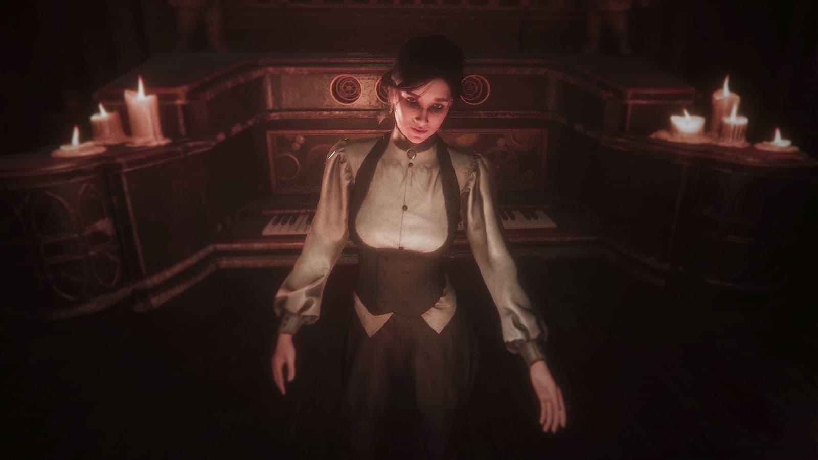 Рецензия на игру Maid of Sker - готический клон ремейка Resident Evil 2 с примесью Amnesia - 04