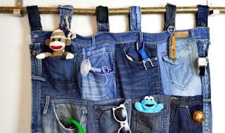 Daur Ulang Untuk Yang Berbahan Jeans