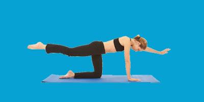 تمارين العضلات المركزية