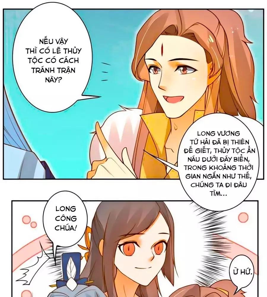 Thanh Khâu Nữ Đế: Phu Quân Muốn Tạo Phản chap 120 - Trang 16
